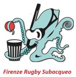 il logo della Firenze Rugby Subacqueo