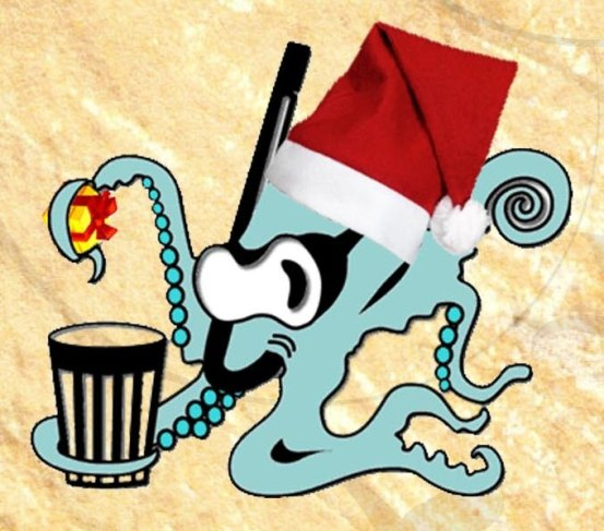 Polpo Natale