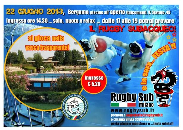 Bergamo 22 giugno 2013